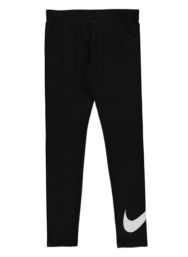 Nike Nike AR4076010 G NSW FAVORITES Çocuk Tayt Siyah